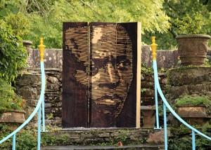 Miles Davis portrait jazz