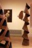 Amy Winehouse art sculpture stencil woodwork